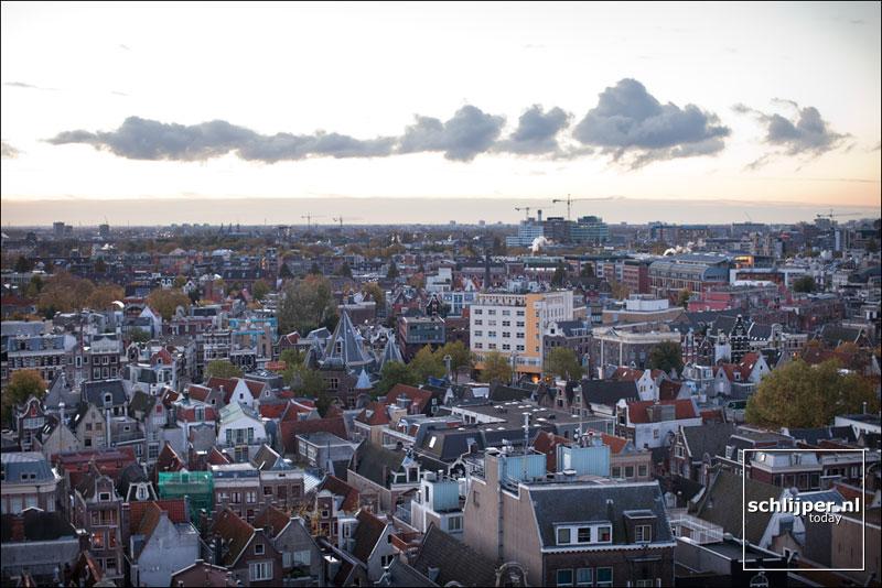 Nederland, Amsterdam, 27 oktober 2012