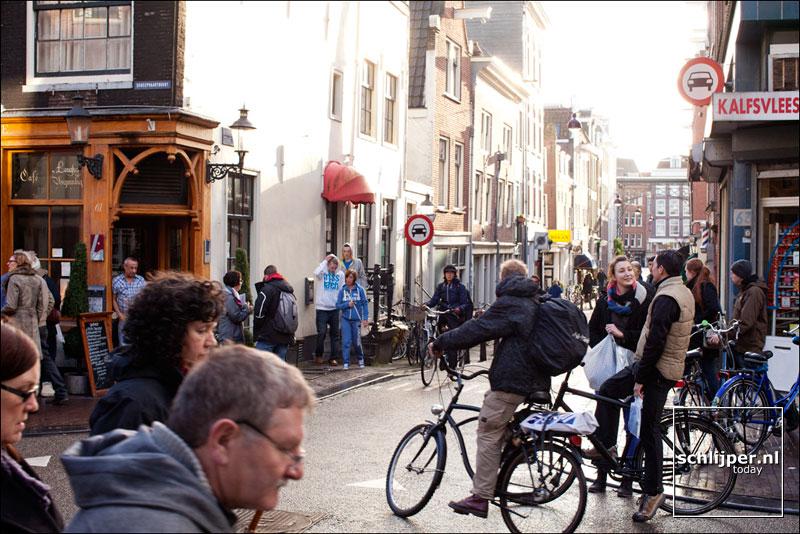 Nederland, Amsterdam, 3 november 2012