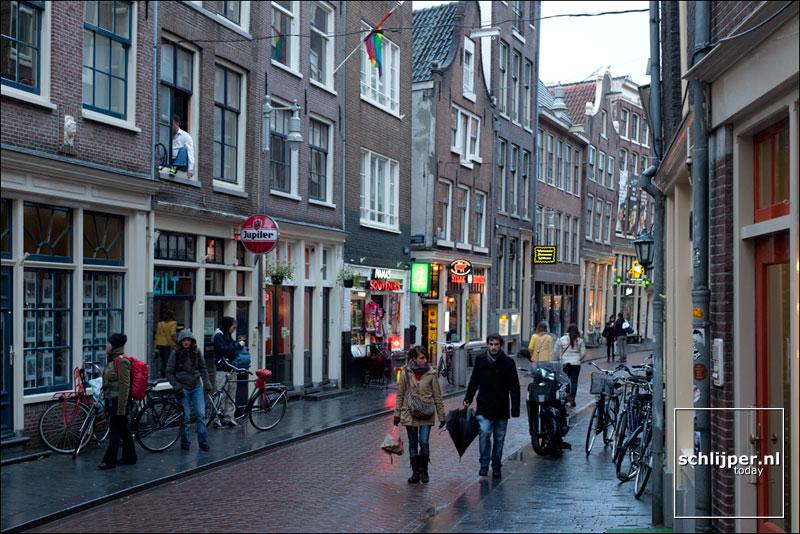 Nederland, Amsterdam, 4 november 2012