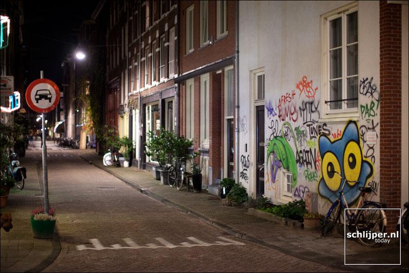 Nederland, Amsterdam, 5 november 2012