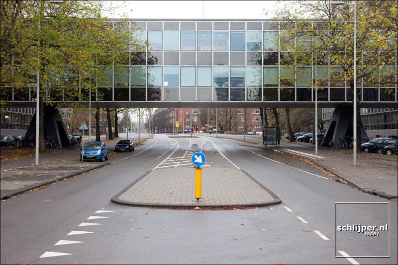 Nederland, Amsterdam, 7 november 2012