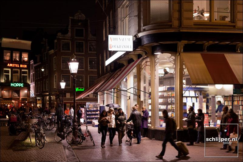 Nederland, Amsterdam, 8 november 2012
