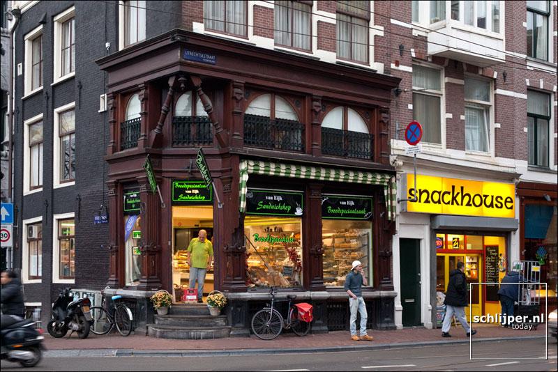 Nederland, Amsterdam, 13 november 2012