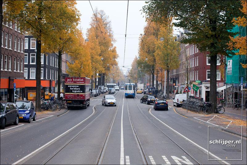 Nederland, Amsterdam, 16 november 2012