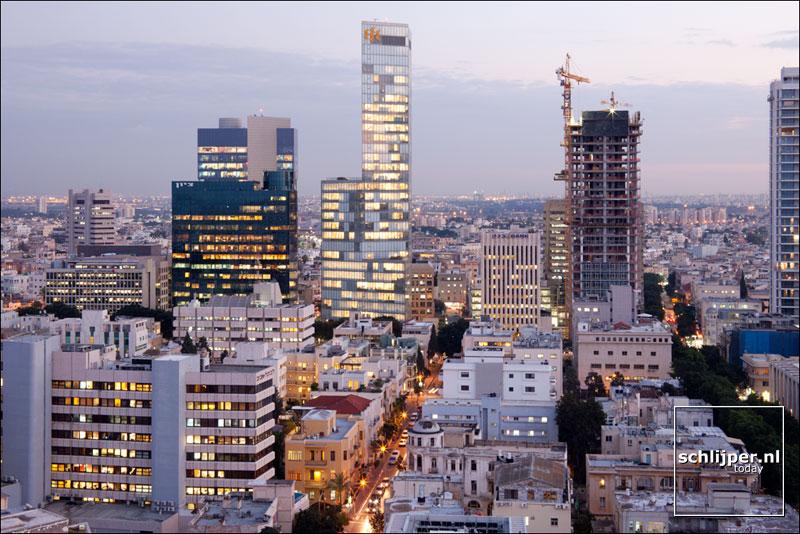 Israel, Tel Aviv, 27 november 2012
