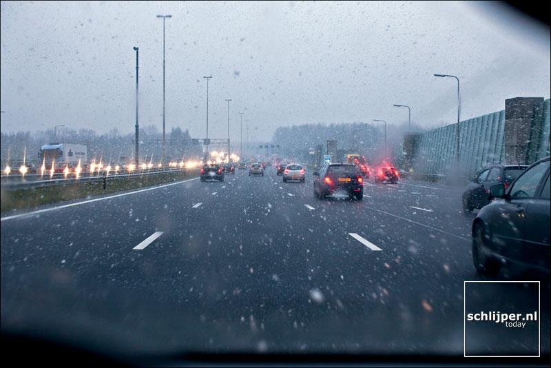 Nederland, Nieuwegein, 5 december 2012