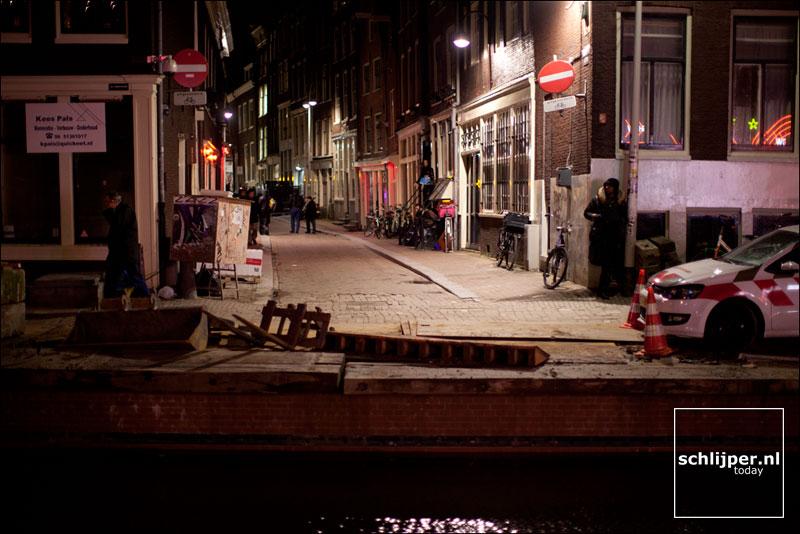 Nederland, Amsterdam, 10 december 2012