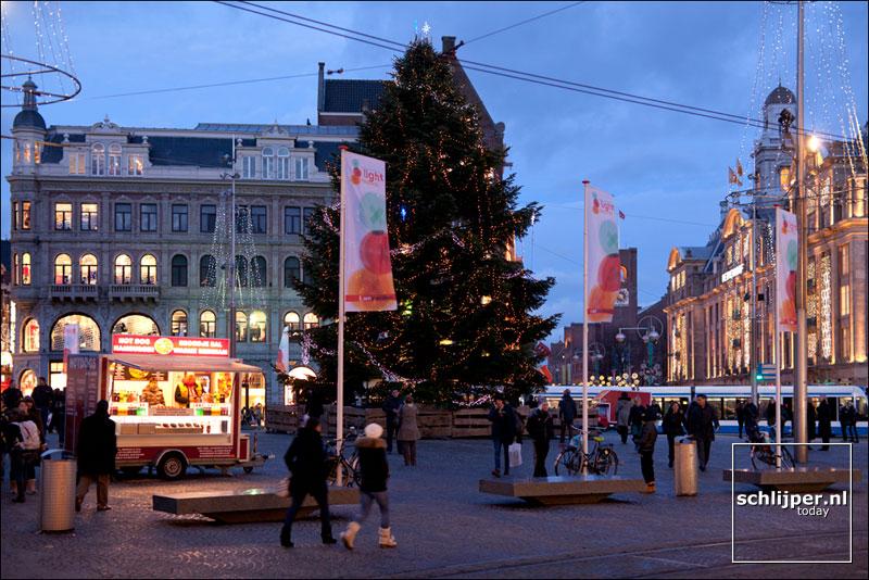 Nederland, Amsterdam, 12 december 2012