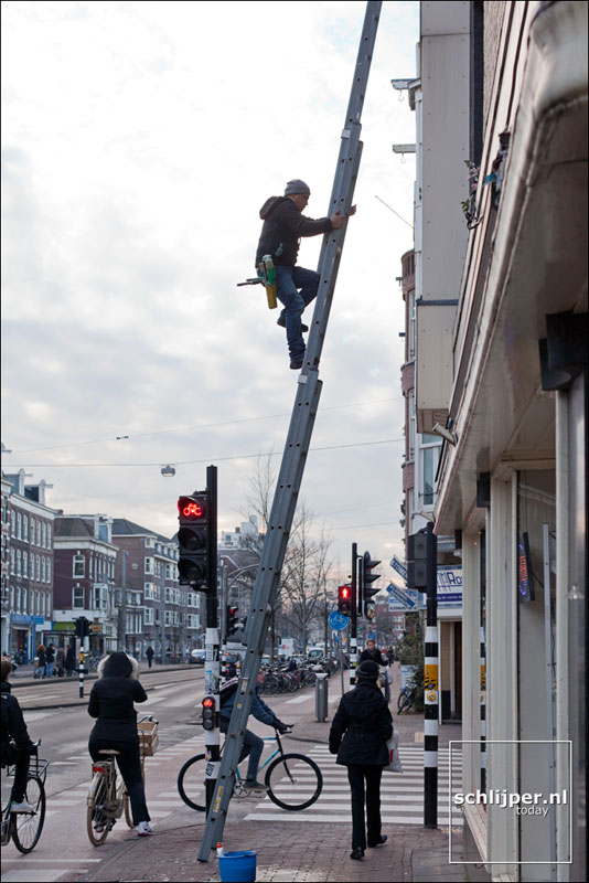 Nederland, Amsterdam, 13 december 2012