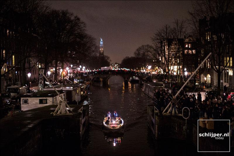 Nederland, Amsterdam, 15 december 2012