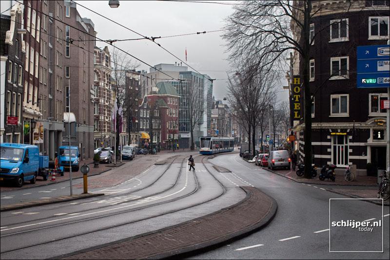 Nederland, Amsterdam, 18 december 2012