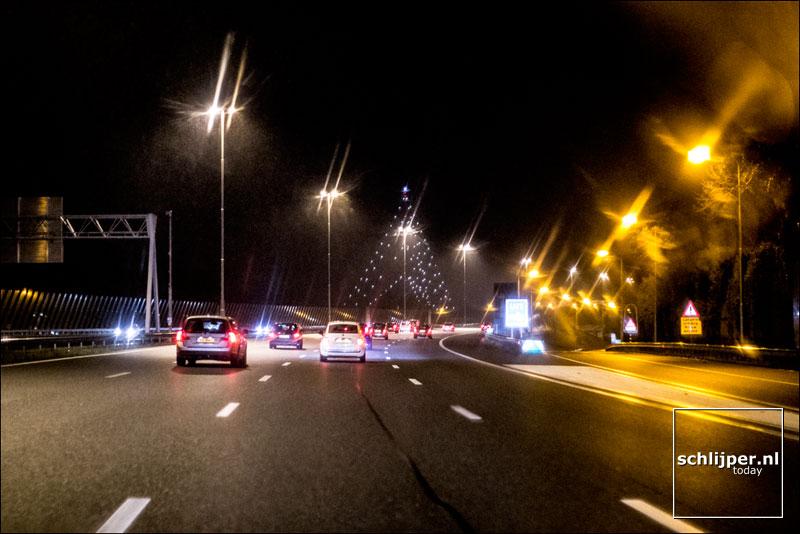 Nederland, Nieuwegein, 25 december 2012
