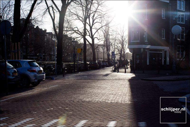 Nederland, Amsterdam, 26 december 2012