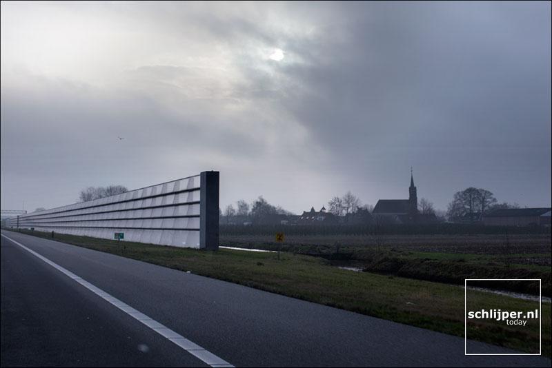 Nederland, Everdingen, 24 december 2012