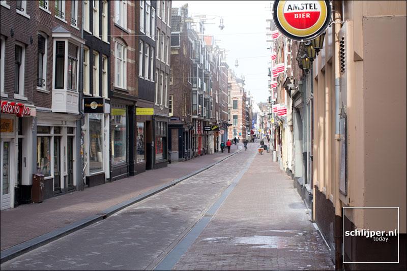 Nederland, Amsterdam, 24 maart 2013