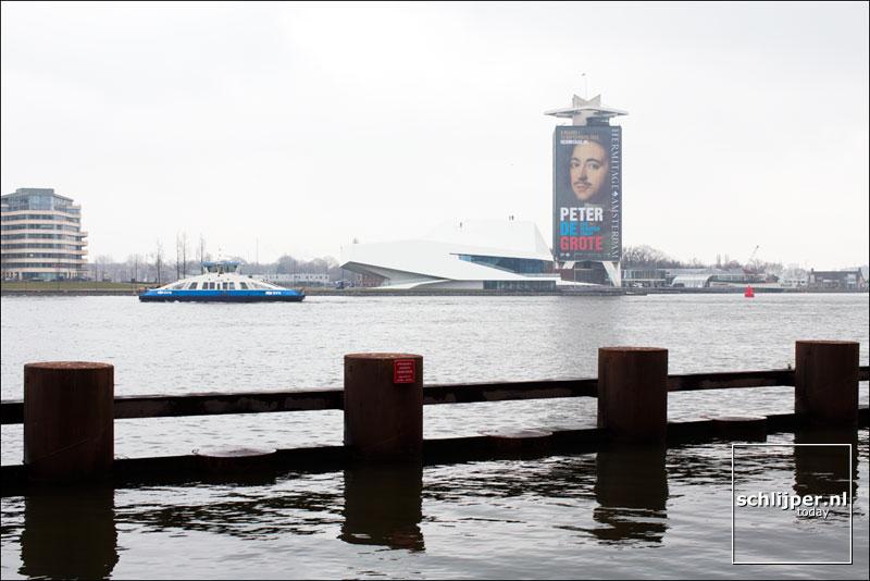 Nederland, Amsterdam, 12 april 2013