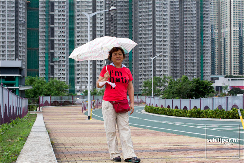 China, Hong Kong, 5 juni 2013