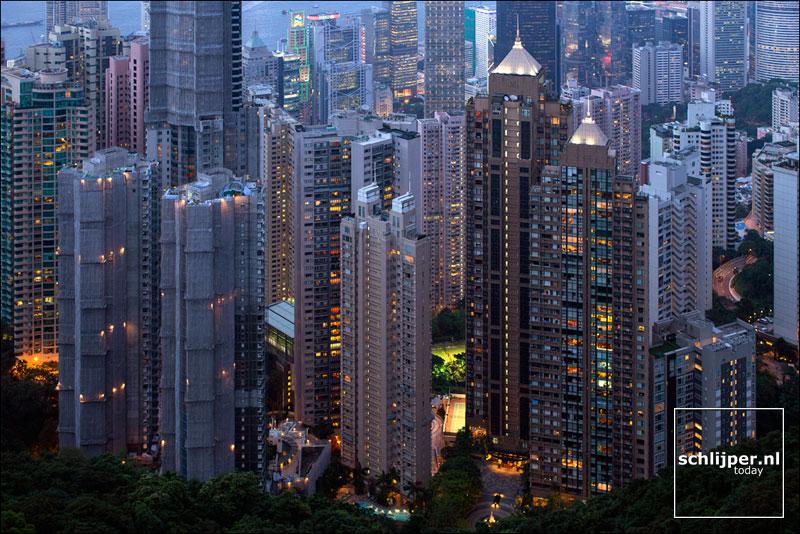 China, Hong Kong, 6 juni 2013