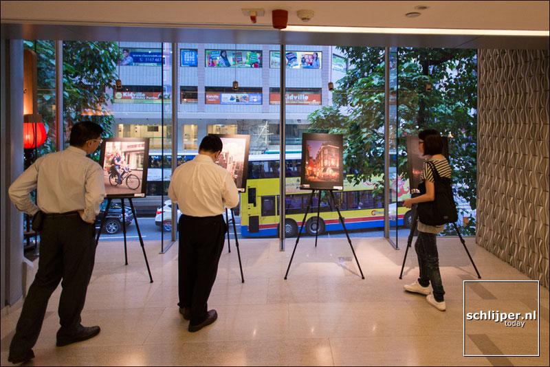 China, Hong Kong, 7 juni 2013