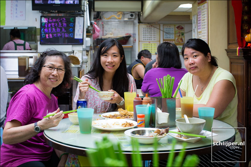 China, Hong Kong, 8 juni 2013