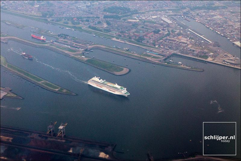 Nederland, IJmuiden, 11 juni 2013