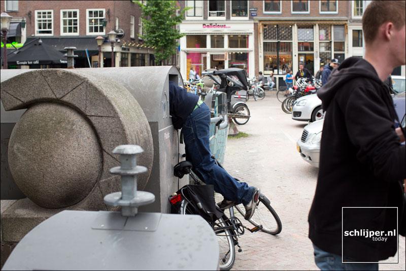 Nederland, Amsterdam, 12 juni 2013