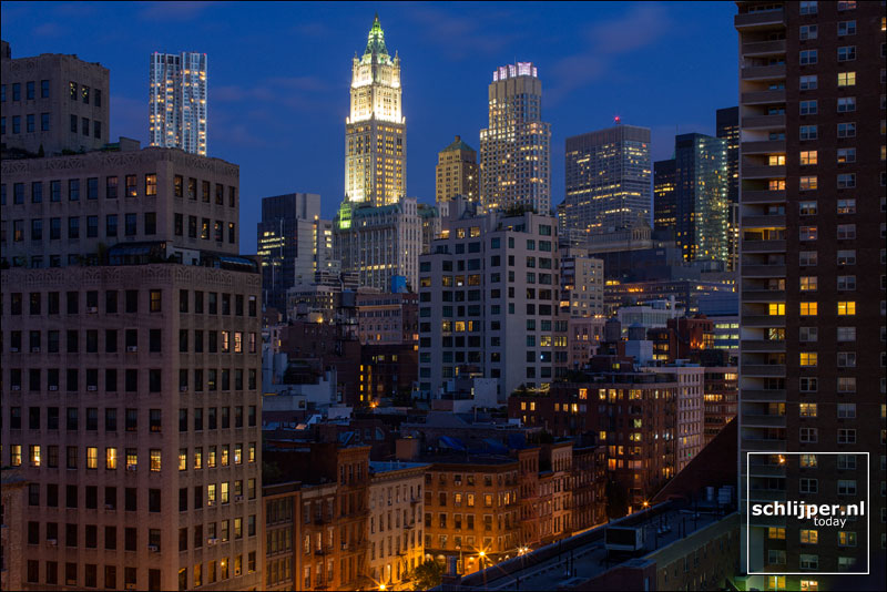 Verenigde Staten, New York, 15 juni 2013