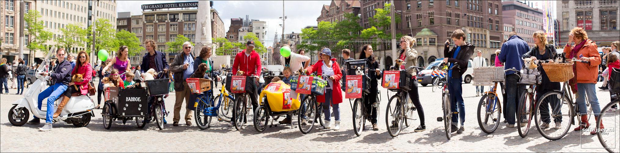 Nederland, Amsterdam, 23 juni 2013