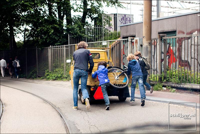 Nederland, Amsterdam, 27 juni 2013