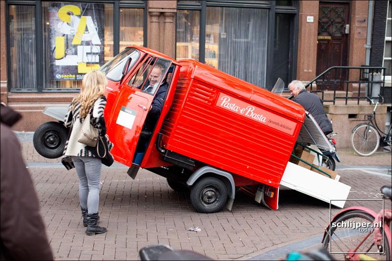 Nederland, Amsterdam, 28 juni 2013
