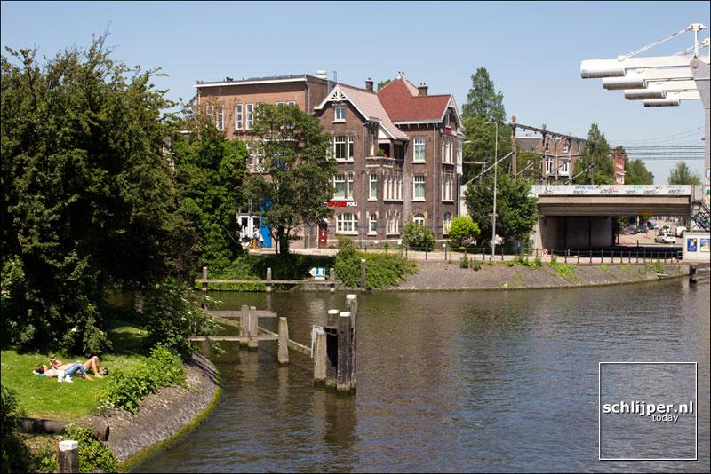 Nederland, Amsterdam, 30 juni 2013