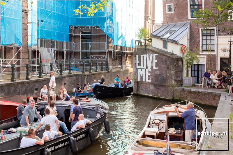 Nederland, Amsterdam, 6 juli 2013