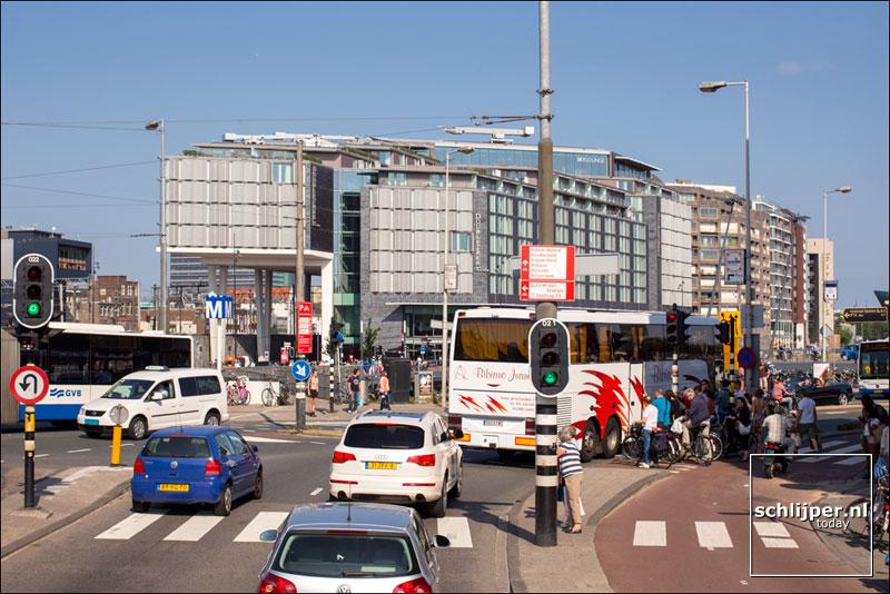 Nederland, Amsterdam, 8 juli 2013