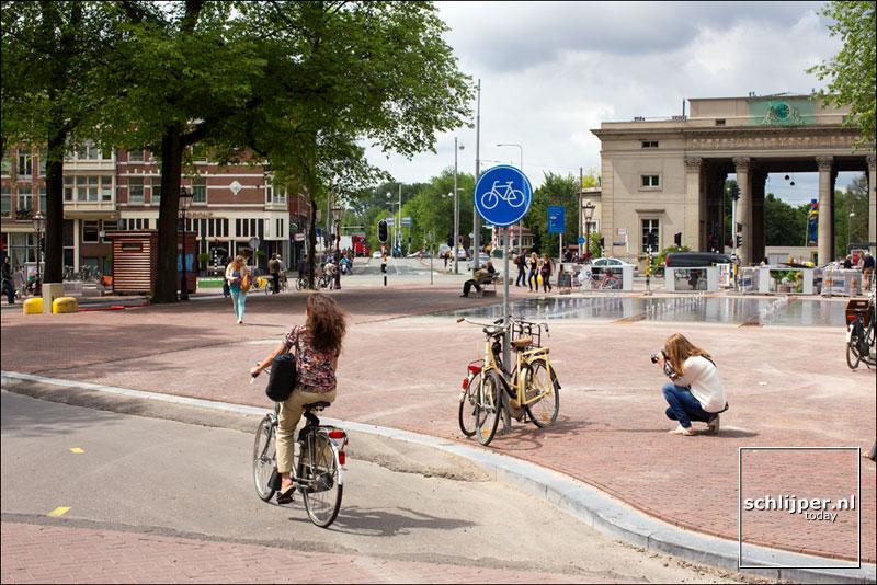 Nederland, Amsterdam, 11 juli 2013