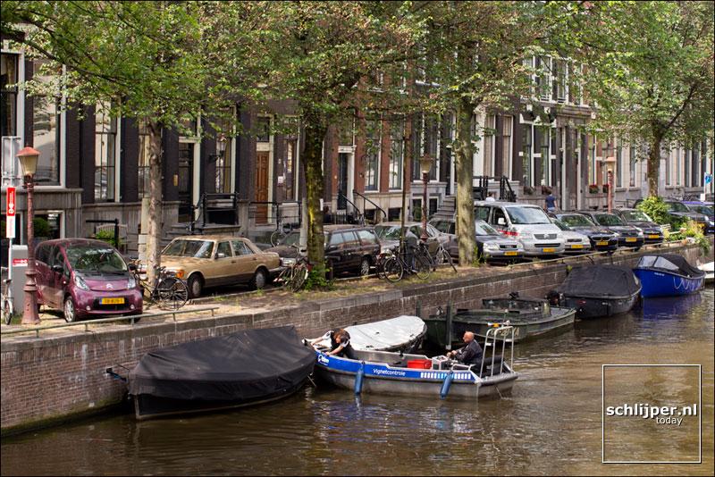 Nederland, Amsterdam, 12 juli 2013