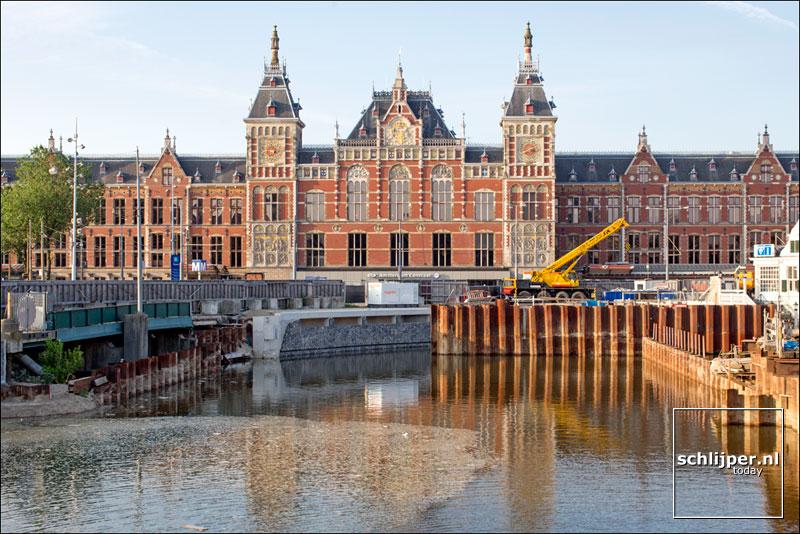 Nederland, Amsterdam, 13 juli 2013