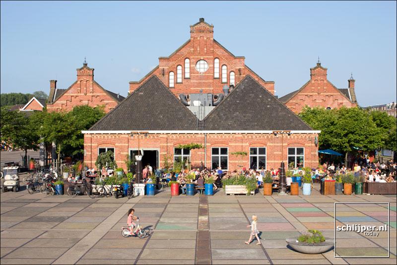 Nederland, Amsterdam, 15 juli 2013