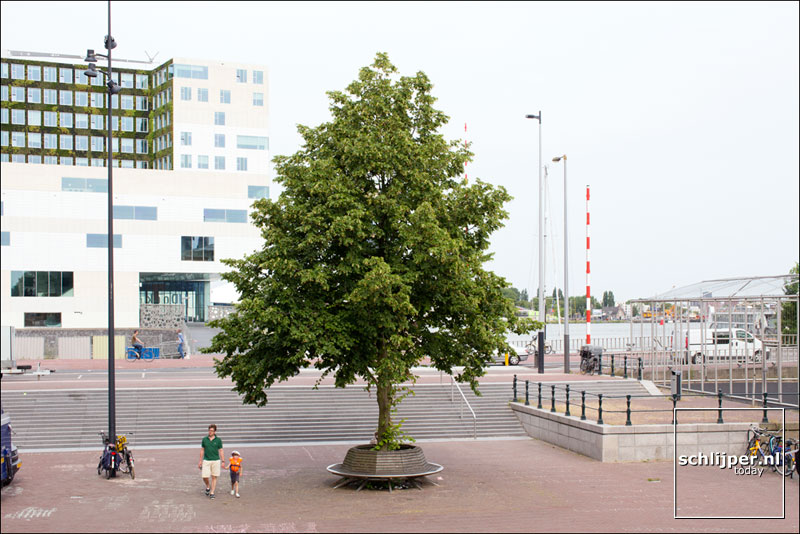 Nederland, Amsterdam, 16 juli 2013