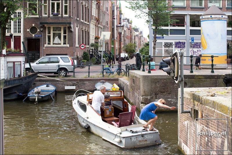 Nederland, Amsterdam, 17 juli 2013