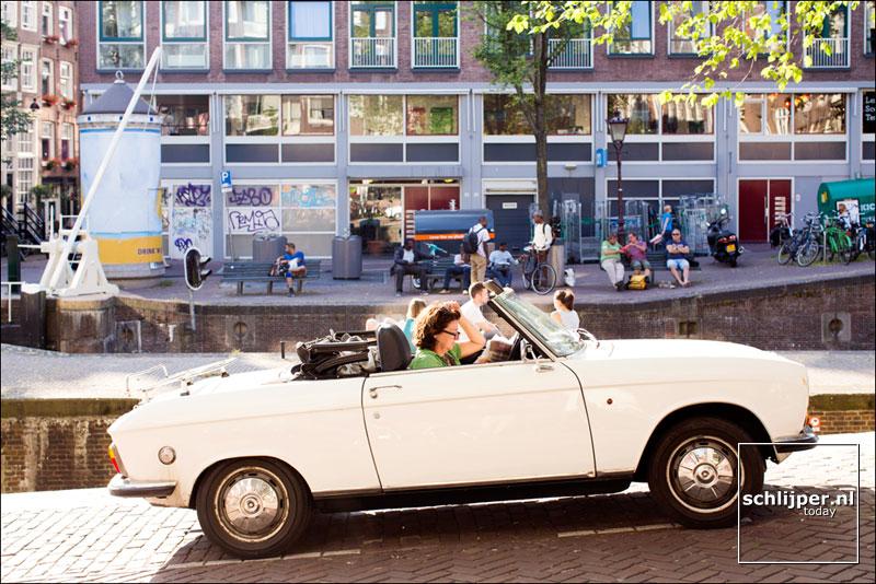 Nederland, Amsterdam, 18 juli 2013