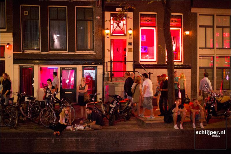 Nederland, Amsterdam, 21 juli 2013