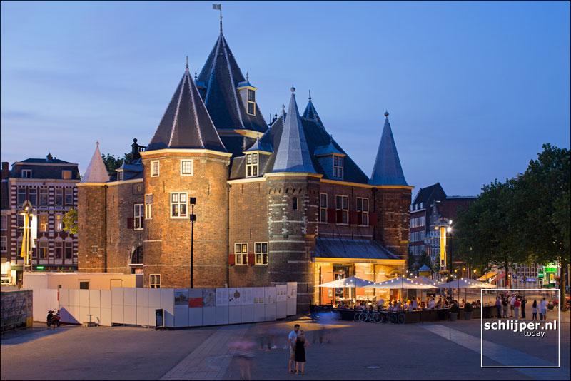 Nederland, Amsterdam, 22 juli 2013
