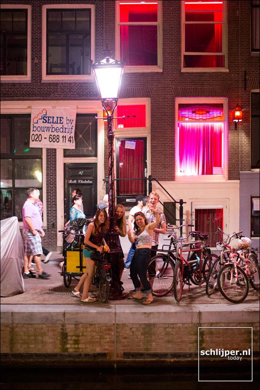 Nederland, Amsterdam, 23 juli 2013