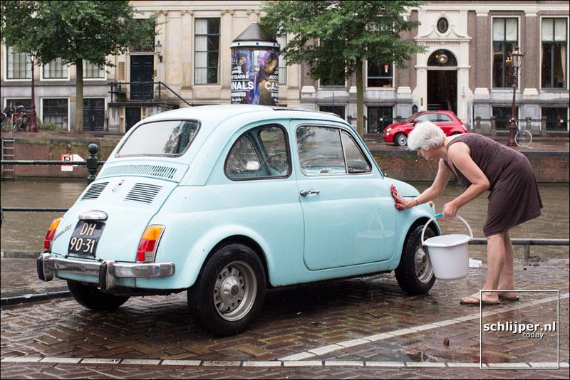 Nederland, Amsterdam, 27 juli 2013