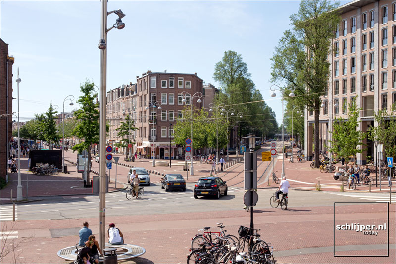Nederland, Amsterdam, 29 juli 2013