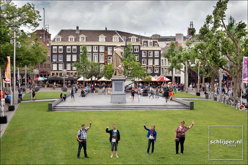 Nederland, Amsterdam, 30 juli 2013