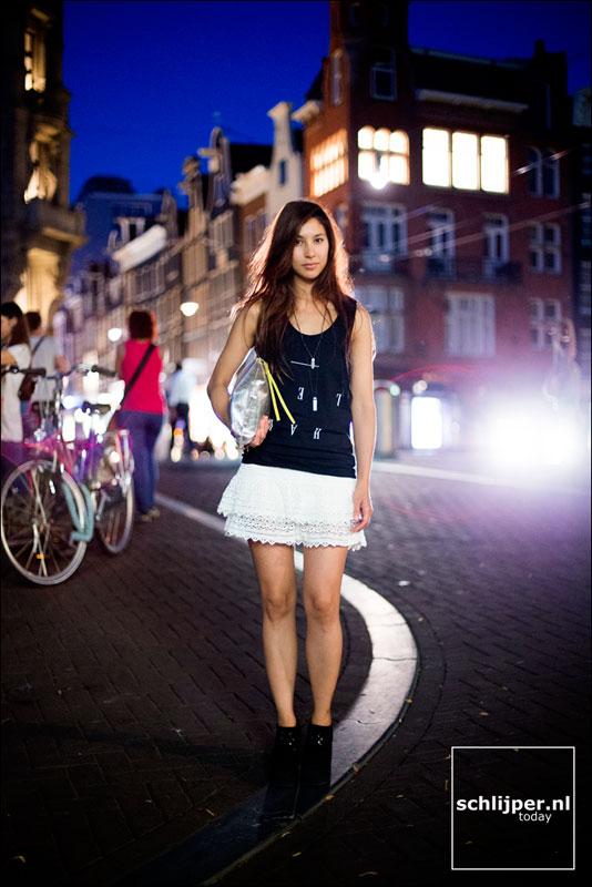 Nederland, Amsterdam, 1 augustus 2013