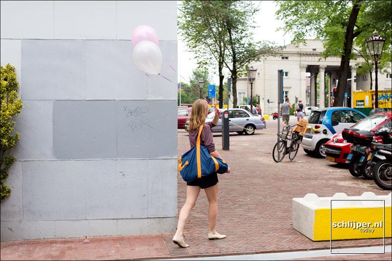 Nederland, Amsterdam, 2 augustus 2013