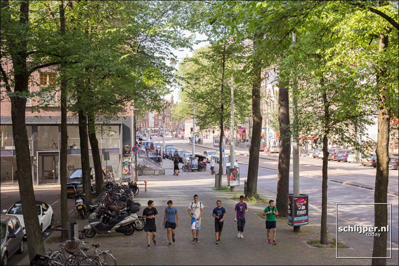 Nederland, Amsterdam, 4 augustus 2013
