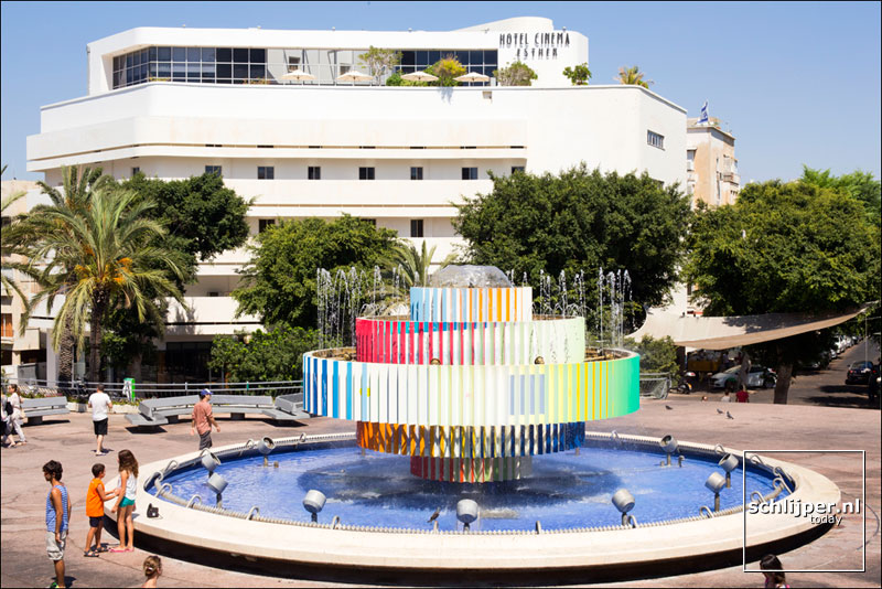 Israel, Tel Aviv, 6 augustus 2013